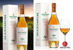 Maximum, primer brandy 100% palomino fino