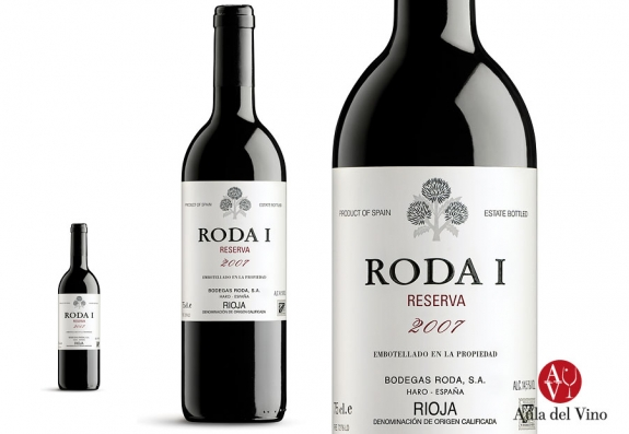 Roda I 2007, Best Wine of The World Rioja